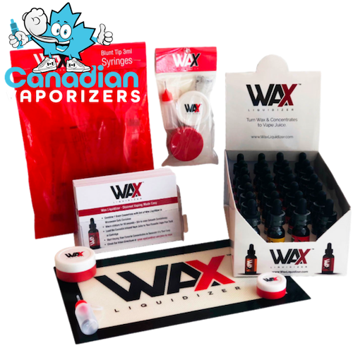 WAX Liquidizer 15ml Starter Kit