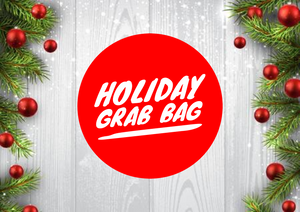 Holiday mystery grab bag