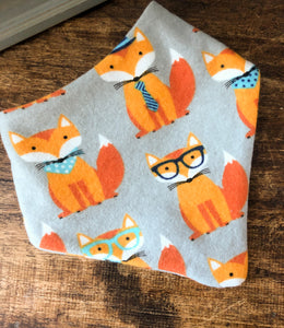Bandy Bibs - Funny Foxes
