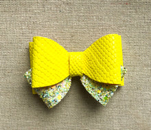 June Mini- Neon Yellow