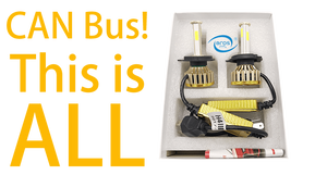 This is ALL about CAN Bus Need to Know before Replacing your Halogen or HID Bulb to LED Bulb