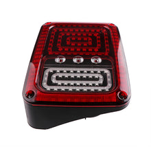 Jeep Wrangler JK LED Tail Lights - Reversing Brake Light - Turn Signal Light for 2007 - 2016 - BROS International Co., Limited BROSintl