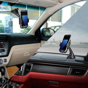 Car Cellphone Wireless Charger With Holder for Qi Enable Devices - BROS International Co., Limited BROSintl
