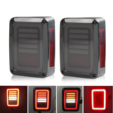 Jeep Wrangler JK LED Taillights 2007 -2017 - BROS International Co., Limited BROSintl