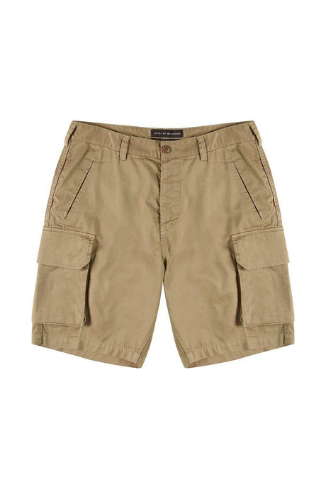 DEUS DRAGON MILITARY SHORT - TOBACCO