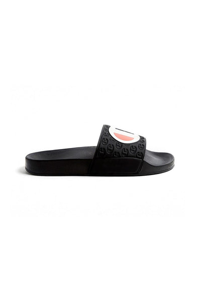 CHAMPION MULTI-LIDO SLIDES - BLACK