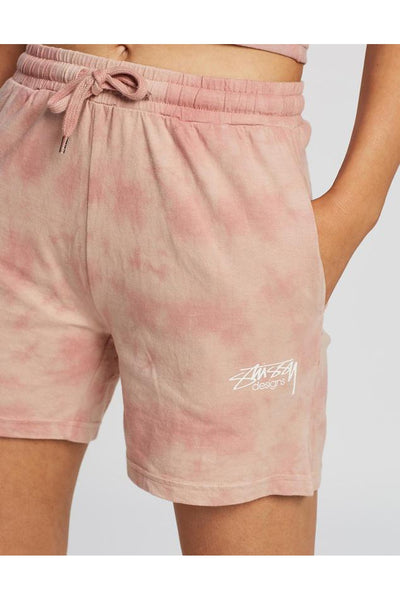 STUSSY DESIGNS RUBY MARBLE SHORT