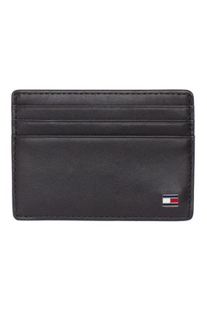 TOMMY HILFIGER CC HOLDER BLACK