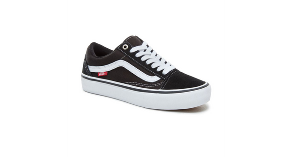 VANS OLD SKOOL KIDS - BLACK/WHITE