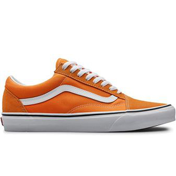 VANS OLD SKOOL - DARK CHEDDAR/TRUE WHITE