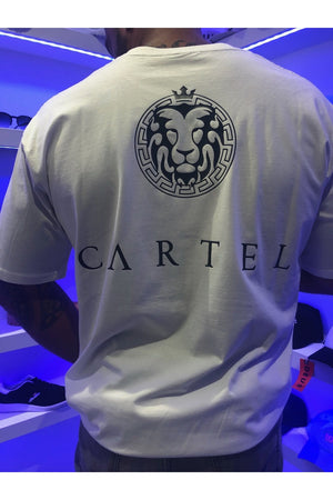 CARTEL TEE - WHITE