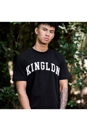 king blackwall varsity tee
