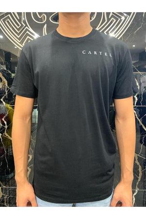 CARTEL TEE - BLACK