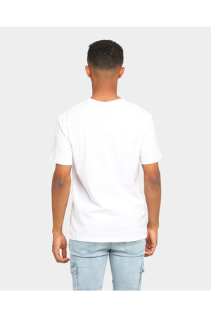 CHAMPION HERITAGE GRAPHIC TEE WHITE