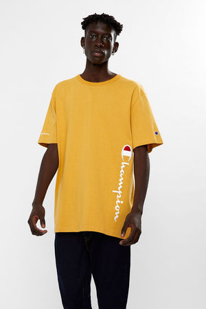 CHAMPION HERITAGE TEE WITH SCRIPT CRASH BANDICOOT
