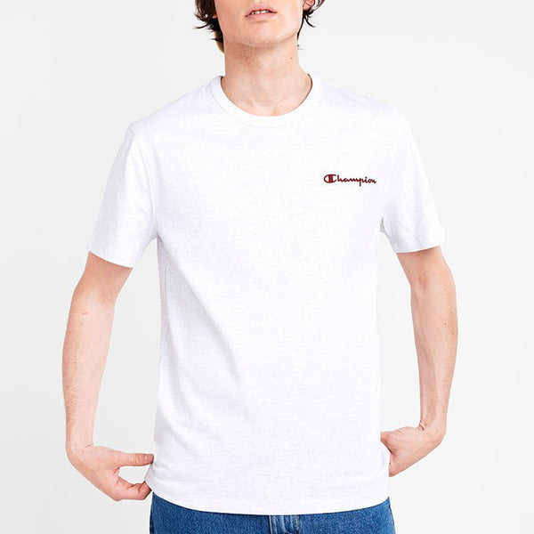 CHAMPION HT GRAPHIC TEE SILVER GREY