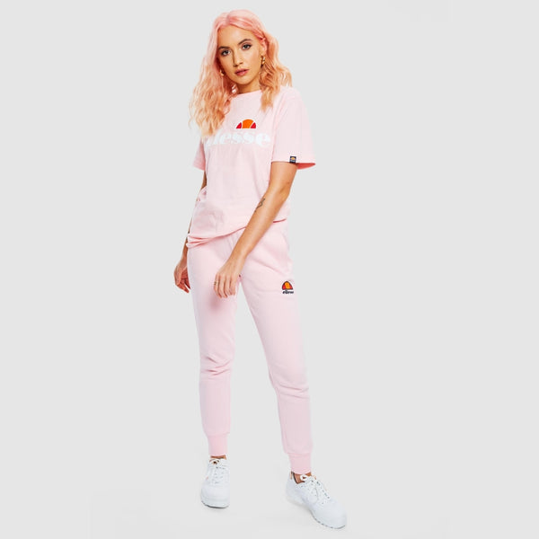ELLESSE ALBANY TEE - LIGHT PINK