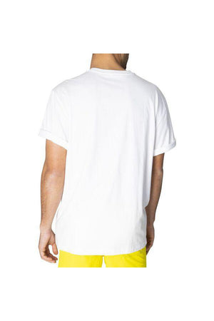 NAUTICA  BIG & TALL BRANDED LOGO NAUTICA TEE BRIGHT WHITE