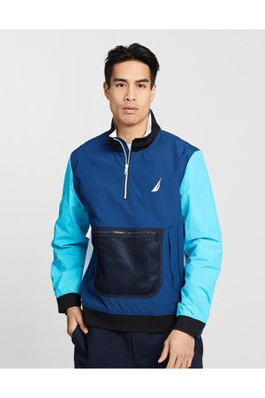 NAUTICA LTWT COLOUR BLOCKED