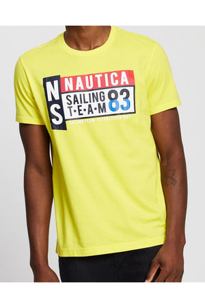 NAUTICA NS SAILING TEAM YELLOW