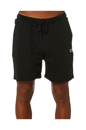 ST GOLIATH MELROSE SHORT - BLACK