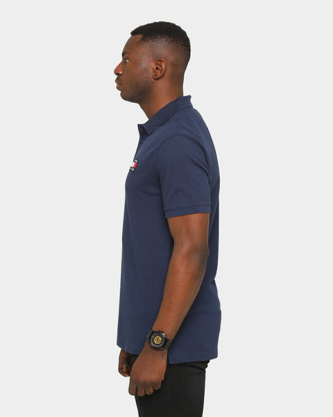 TOMMY BADGE POLO - TWILIGHT NAVY