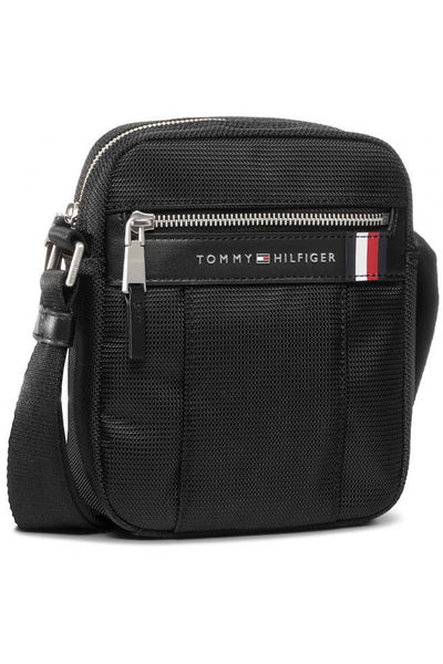 TOMMY HILFIGER ELEVATED NYLON MINI REPORTER BDS