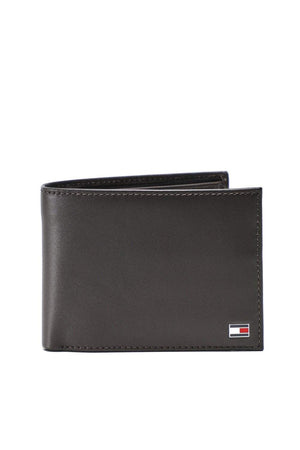 TOMMY HILFIGER MINI CC WALLET BLACK