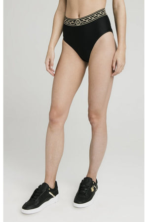 Sik Silk - Athena High Waisted Bikini Bottoms