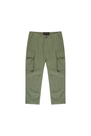 DEUS DRAGON MILITARY PANT - CLOVER