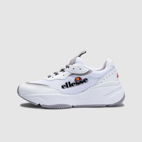 ELLESSE MASSELLO TRAINER WOMENS - WHITE