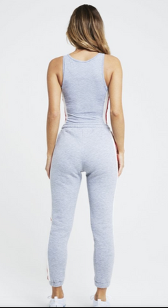 PHOENIX BODYSUIT - GREY