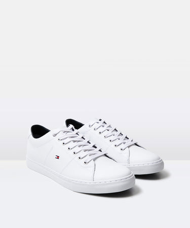 tommy hilfiger essential leather sneaker