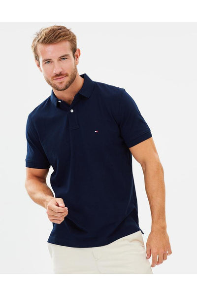 tommy hilfiger polo - sky captain