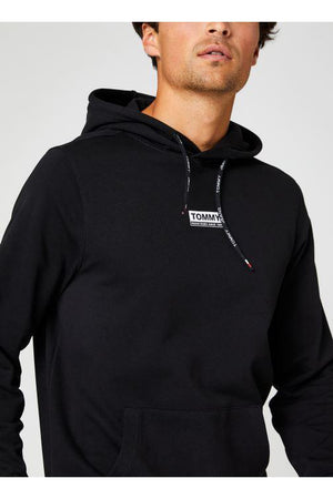tommy jeans essential graphic hoodie