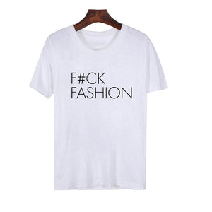 AFW - F*ck Fashion Women T-Shirt - FanLuxury