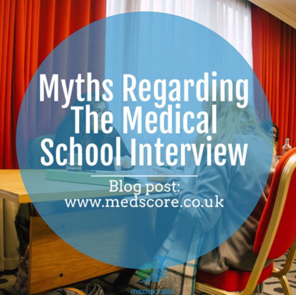 Myths Regarding The Medical School Interview (MMI & Panel)