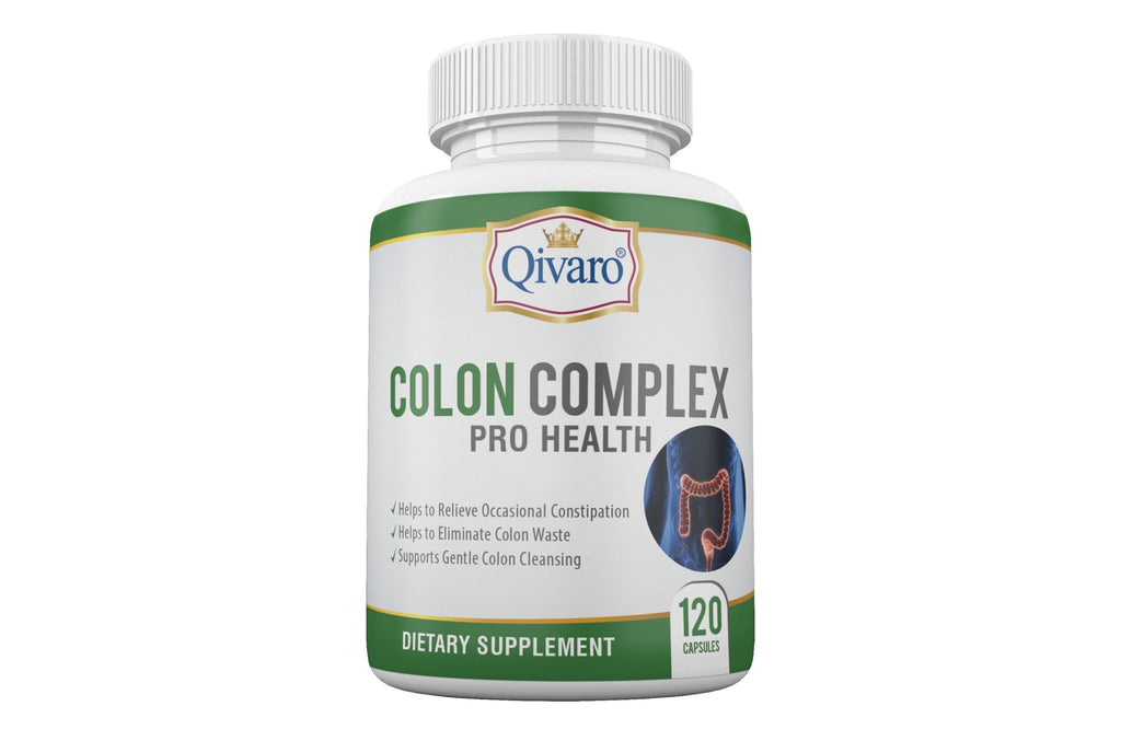 Colon Complex Pro Health by Qivaro (120 capsules) - Qivaro USA