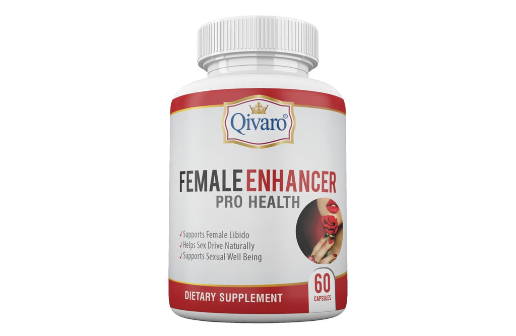 Female Enhancer Pro Health By Qivaro (60 capsules) - Qivaro USA