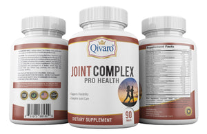 Joint Complex Pro Health By Qivaro (90 tablets) - Qivaro USA
