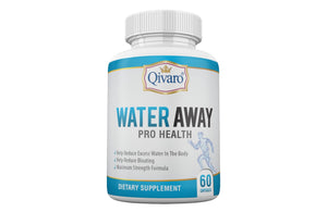 Water Away Pro Health 草本排水寶 (60 caps) - Qivaro USA