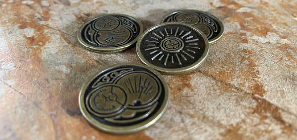 Control Game Coins