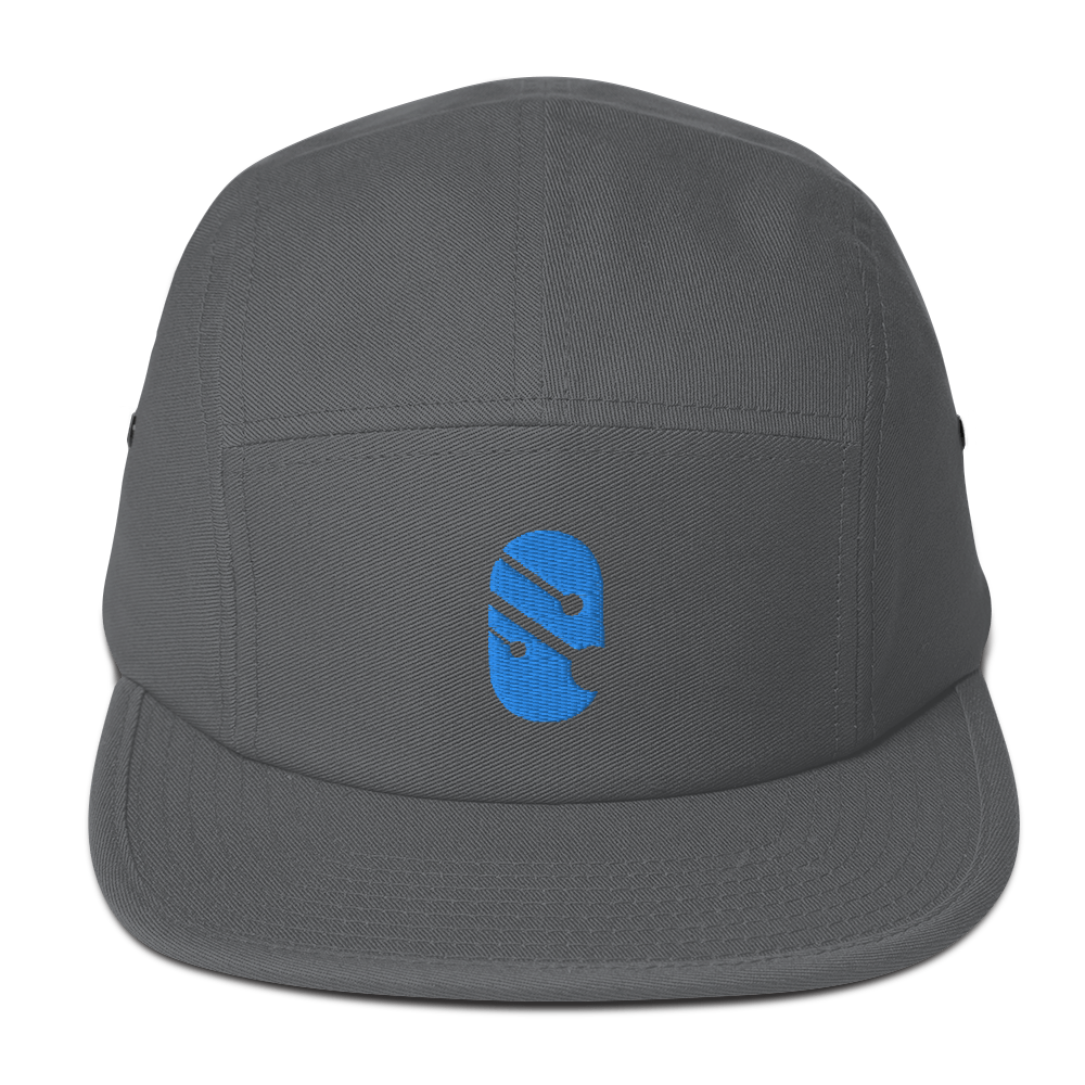 The Meteor Five Panel Cap