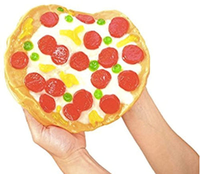 Giant Gummy Pizza