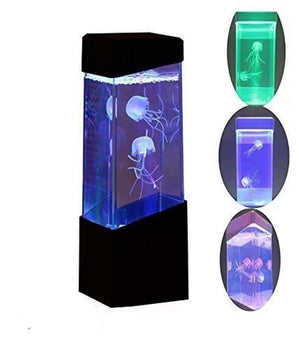 Jellyfish Aquarium Lamp Color Changing