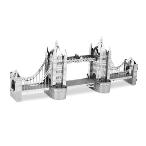 London Tower Bridge Metal Earth 3D Metal Puzzle
