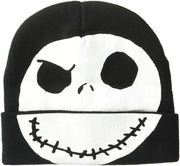 Nightmare Before Christmas Jack Skellington Winter Beanie