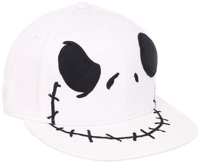 Nightmare Before Christmas Men's Jack Skellington Baseball Cap