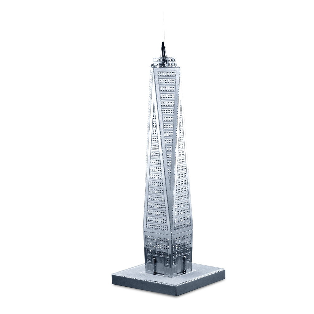 One World Trade Center Metal Earth 3D Metal Puzzle