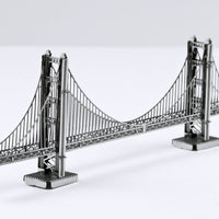 The Golden Gate Bridge Metal Earth 3D Metal Puzzle